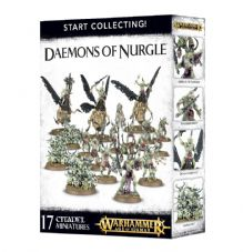 StartCollecting Daemons of Nurgle